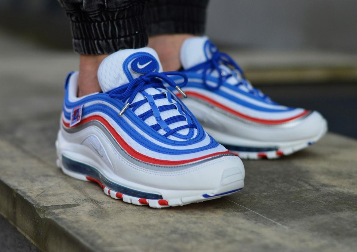 Détails sur Nike Air Max 97 921826 404 Chaussures Hommes